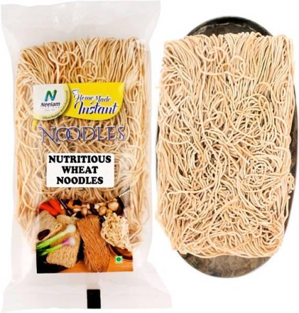 Neelam Foodland Nutritious Wheat Noodles Hakka Noodles Vegetarian
