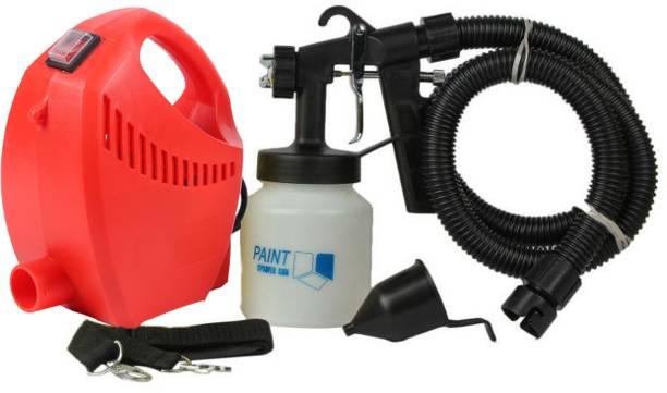BUILDSKILL Professional Heavy Duty DIY Platinum Sprayer 800 Watt BPS1200-Red HVLP Sprayer