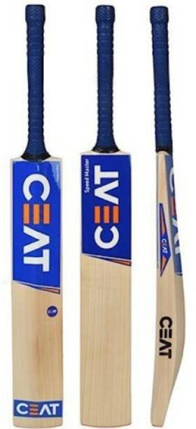 clark 44086 ceat natural poplar willow cricket bat Poplar Willow Cricket  Bat