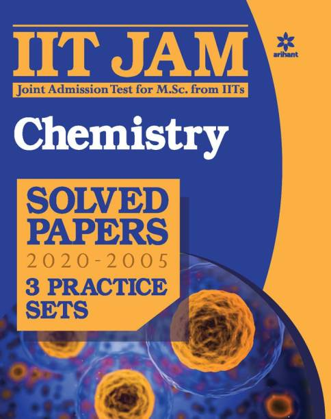 Iit Jam Chemistry Solved Papers and Practice Sets 2021
