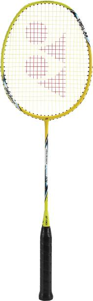 Yonex Arc Saber Light 10i Yellow Strung Badminton Racquet  (Weight: 77 g, Tension: 30 lbs)
