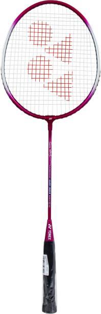 YONEX GR 303 F Red Strung Badminton Racquet