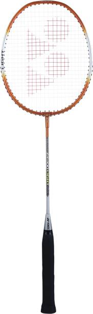 YONEX ZR 100 LIGHT Orange Strung Badminton Racquet