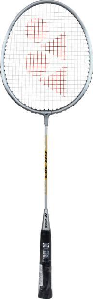 YONEX GR 303 F Silver Strung Badminton Racquet