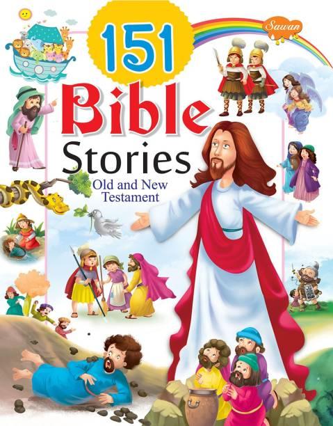 151 BIBLE STORIES