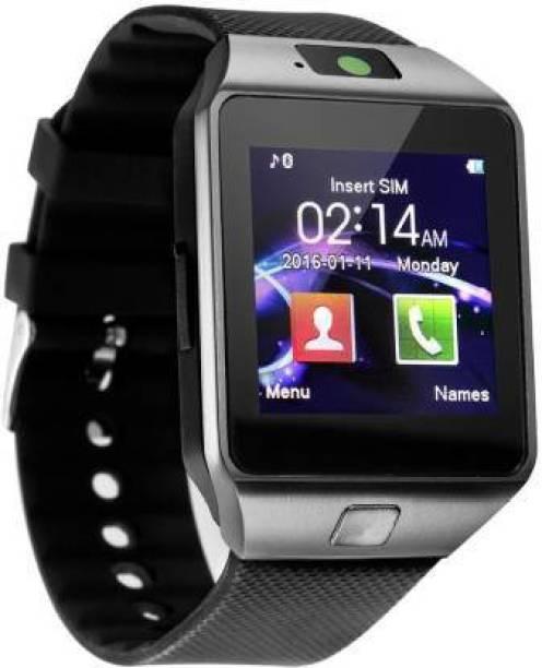 VEKIN Fitness Notifier Bluetooth Camera (blk) Smartwatch