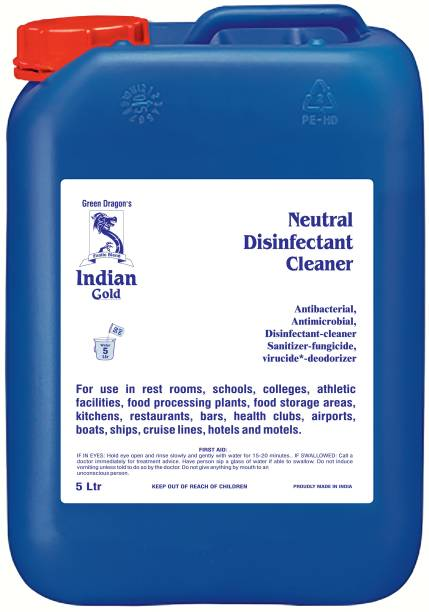 Green Dragon Indian Gold Neutral Disinfectant Cleaner