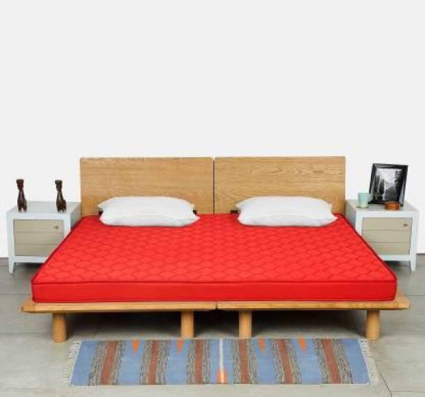 Starlite Discover by Sleepwell Firm PAF 4 inch Queen PU Foam Mattress