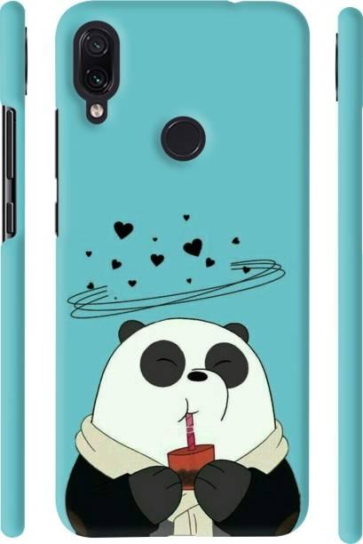 Lifedesign Back Cover for Xiaomi Mi Redmi Note 7, Redmi Note 7S and Redmi Note 7 Pro