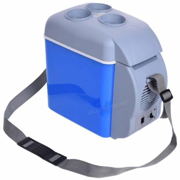 SAI COLLECTION 1 PC-05-LT PC-05-blue PortaChill 5 L Car Refrigerator (Blue) 7.5 L Car Refrigerator
