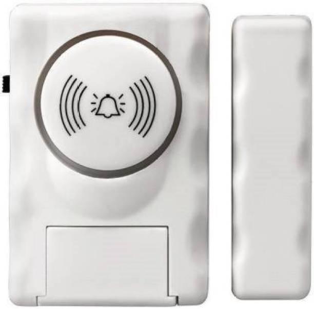 GAZE Anti Theft System For Home Office - High 105 Decibel Door & Window Door Window Alarm with Wireless Door Window Security Burglar Sensor Alarm With Magnetic Sensor Door & Window Door Window Alarm