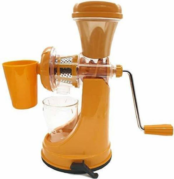 MYYNTI Plastic Hand Juicer Plastic Hand Juicer Fruits and Vegetable Juicer Machine for Summer Season for Home and Kitchen