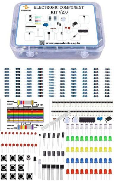 SunRobotics Electronic Component Kit V2.0