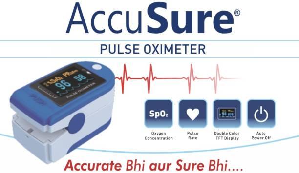 AccuSure CMS50D Pulse Oximeter
