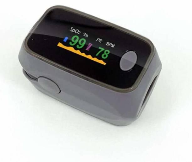 Naulakha NI/705 Health Care Digital Finger Pulse Spo2 Blood Oxygen Saturation Detector For Fast Measurement Pulse Oximeter Pulse Oximeter
