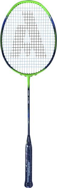 ASHAWAY X-FIRE Green, Black Strung Badminton Racquet