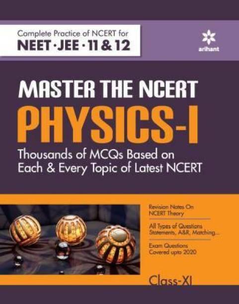 Master The NCERT For NEET Physics - Vol.1 2021