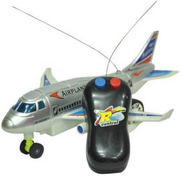 SDA Collection Remote Aeroplane 2 Channel Radio Control (Running, Not Flying )