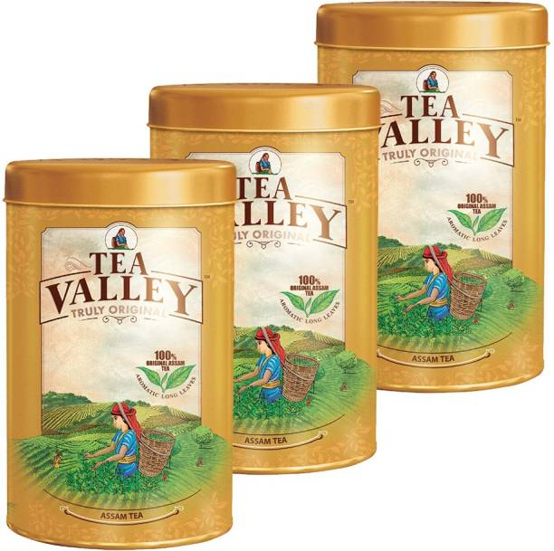 Tea Valley Original 500GM Tea Tin