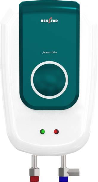 Kenstar 3 L Instant Water Geyser (KGTJAN03NP8V3K-DSE, Royal Green)