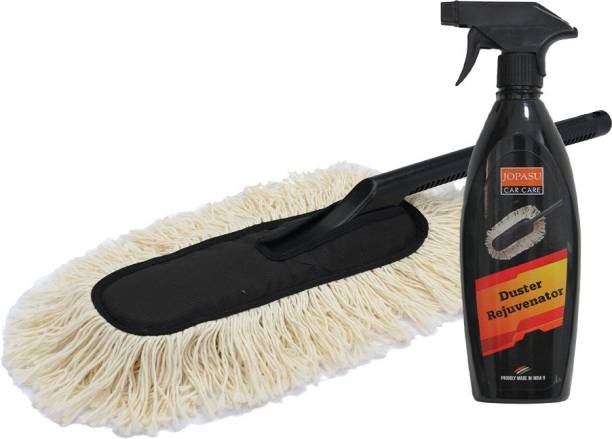 Jopasu Car Care 1 CAR DUSTER, 1 DUSTER REJUVENATOR Combo
