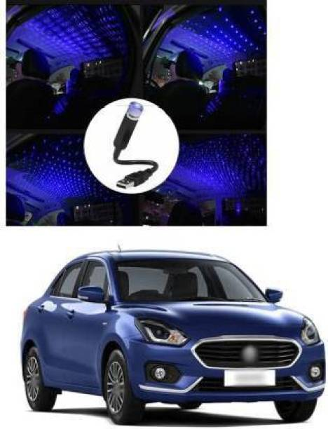 Hiccup Star Roof Ambient Light / USB Laser Projection Interior Decoration Light - Universal For All Cars Car Fancy Lights Car Fancy Lights Car Fancy Lights