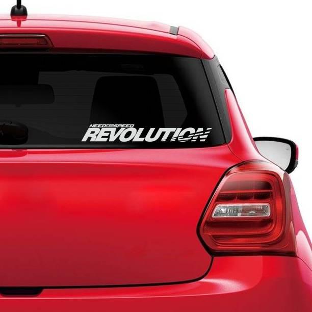 Flipkart SmartBuy Sticker & Decal for Car