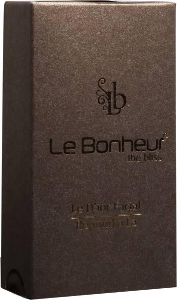 Le Bonheur Le D�ior Facial Kit  Instant Glow   All Skin   Party Facial