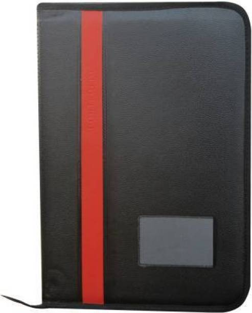 Flipkart SmartBuy faux leather file folder