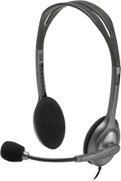 Logitech H110 Wired Headset