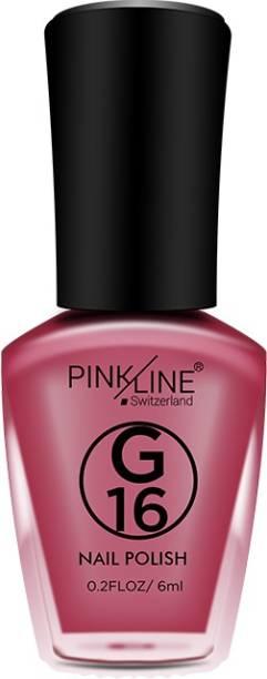 Pink line G16-02 Nail Polish 6ml G16-2