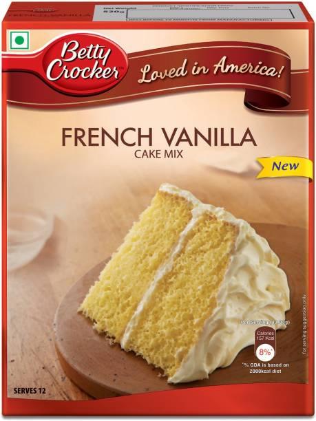 Betty Crocker French Vanilla Cake Mix 520 g
