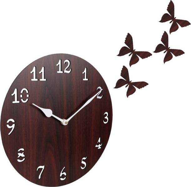 Basement Bazaar Analog 25 cm X 25 cm Wall Clock