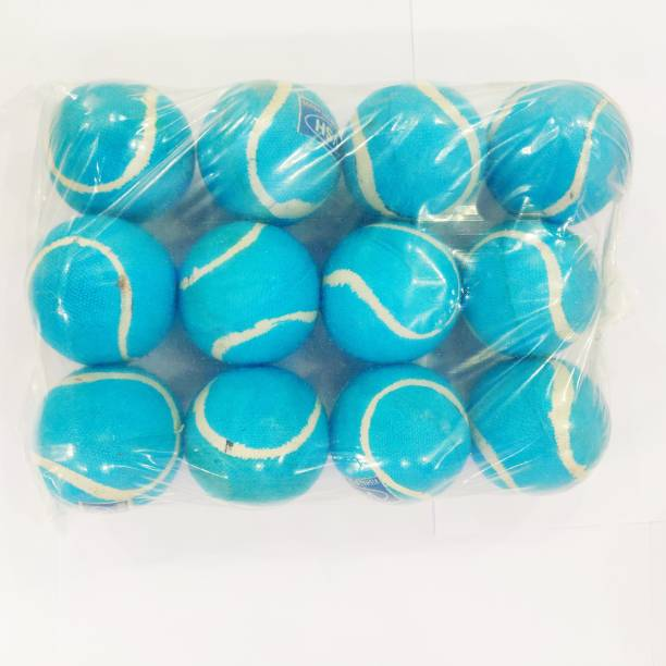 Vsh 12 rubber ball set lite blue Cricket Rubber Ball