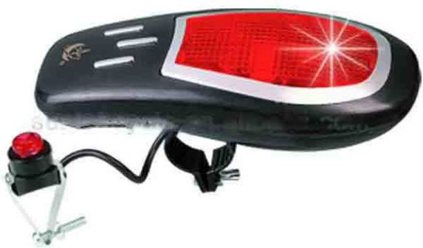 WEBDOO INFOTECH Bicycle Electric Horn Outdoor Alarm Speaker Bike Light Bicycle Horn Bell