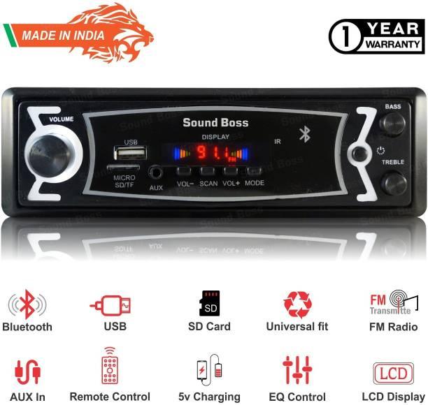 Sound Boss Classic SB-2041 BLUETOOTH/USB/SD/AUX/FM/MP3 HI-Power Digital Car Stereo