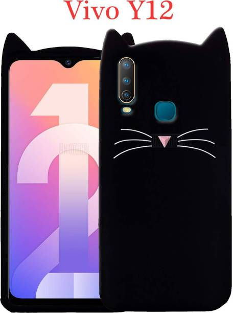 Unirock Back Cover for Vivo Y12