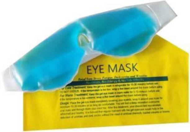 HDCraft Eye Mask Cold Pack Cool Compress for Puffy Eyes and Dry Eye(BBDD-55)