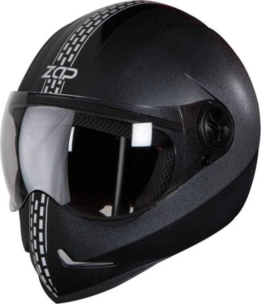 Steelbird Adonis Zap Dashing Motorbike Helmet