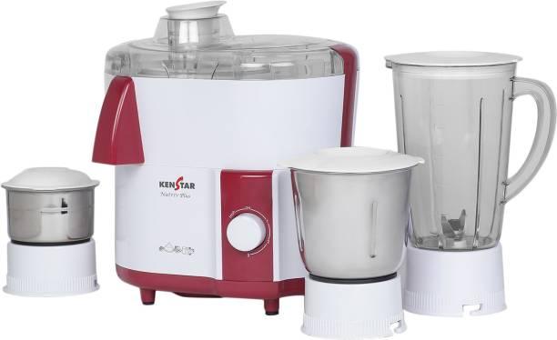 Kenstar JMG Nutriv Plus 450 W Juicer Mixer Grinder