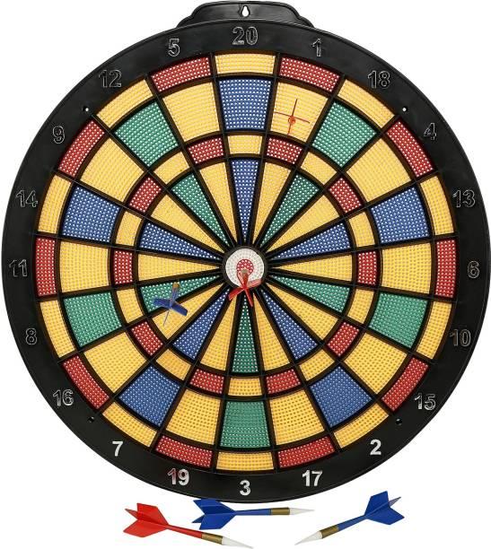 Hamleys NE COMDAQ DART GAME Large Dart Board Board Game