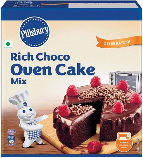Pillsbury Rich Choco Oven Cake Mix 285 g