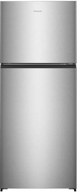 Hisense 411 L Frost Free Double Door 2 Star Refrigerator