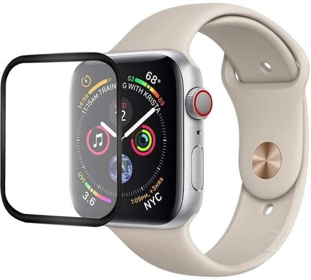 XTRENGTH Edge To Edge Tempered Glass for Apple watch Series 5 44mm