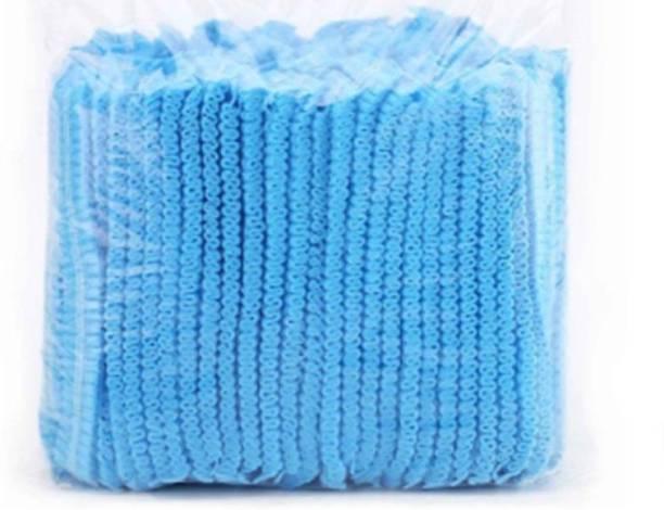ZP Impex Disposable Bouffant Cap / Hair Net / Kitchen Cap / Mob Cap / Nurse Cap Surgical Head Cap