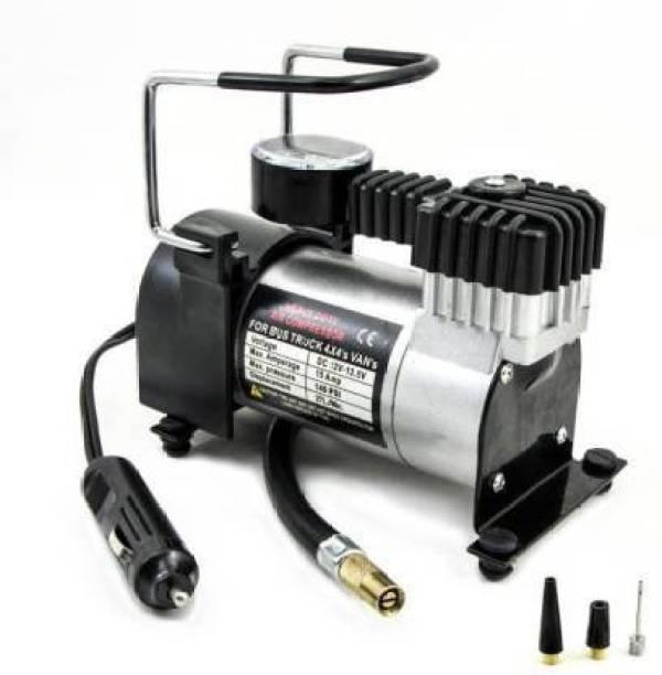 Dhuli 150 psi Tyre Air Pump for Car & Bike