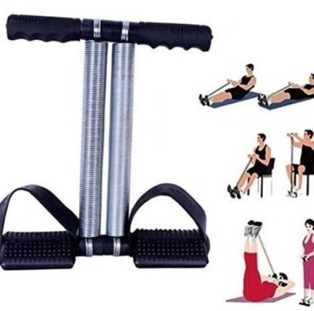 GJSHOP Double Spring Tummy Trimmer Fitness ,Ab Exerciser-toning &stretching L4-home,gym Ab Exerciser