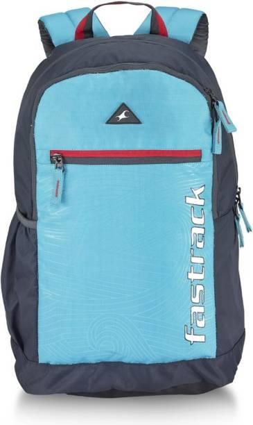 Fastrack Blue 25 L Polyester Backpack 2.5 L Backpack