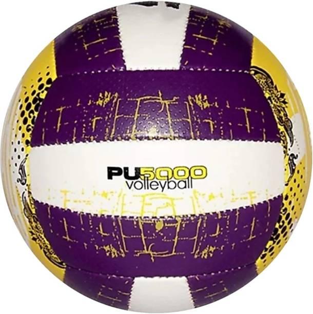 blark Purple vollleyballl PVC material Volleyball - Size: 4