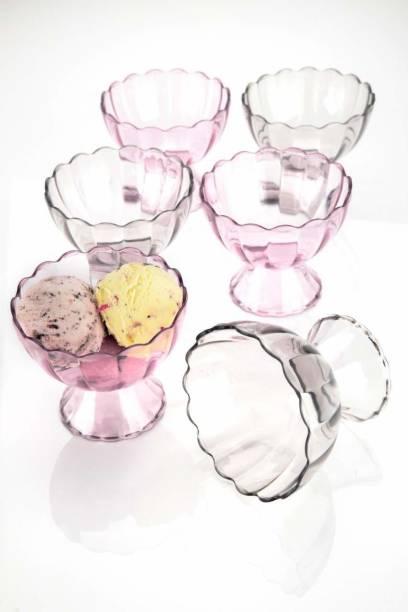 KGM Ice Cream Bowl Plastic Dessert Bowl